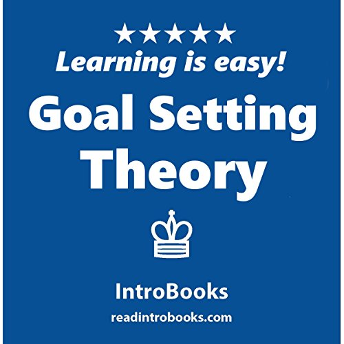 Goal Setting Theory audiobook cover art