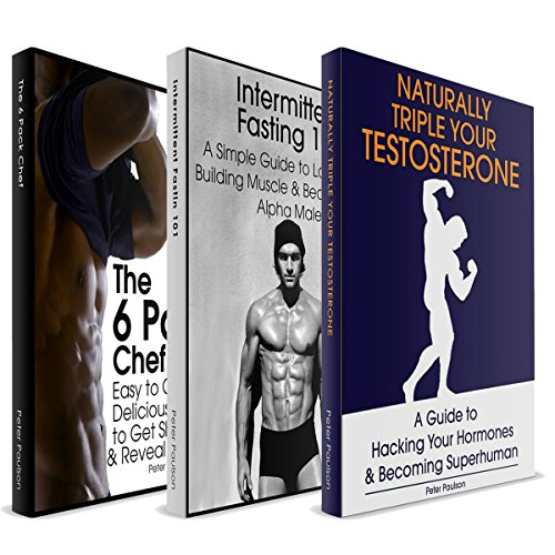 The Ultimate Health, Fitness and Fat Loss Book Bundle audiobook cover art