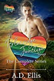 The BJ Boys Box Set: 3 complete small-town, M/M romance novels (The Blueridge Junction Boys) (English Edition)