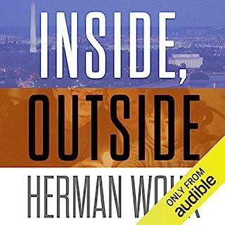 Inside, Outside audiobook cover art