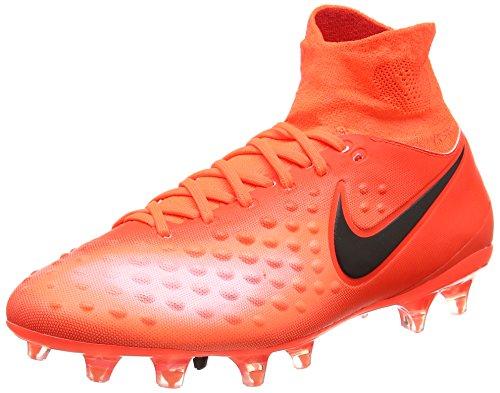 Nike Herren Magista Orden Ii Fg Fußballschuhe, Rot (Total Crimson/Black/universal Red/Bright Mango), 42 EU