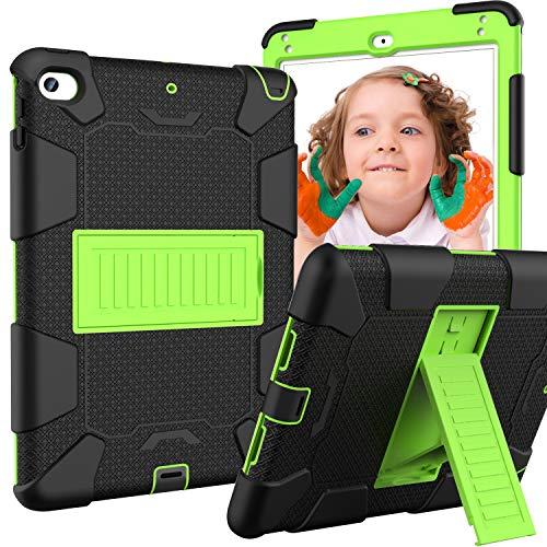 Capa para iPad Mini 5, capa para iPad Mini 4, ZERMU de três camadas resistente, com absorção de choque, capa protetora híbrida resistente a impactos com suporte para iPad Mini 5ª geração de 8,9 polegadas / iPad Mini 4
