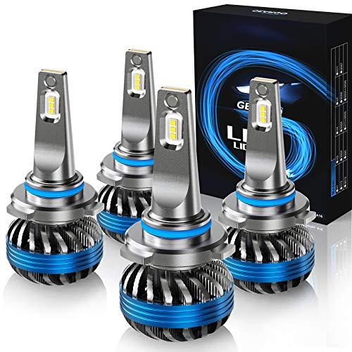 03 silverado headlight bulb - 6