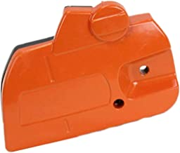 Notos Chain Brake Clutch Side Cover Fit for Husqvarna 445 450 Chainsaw Spare Parts Replaces 544097902 544097901