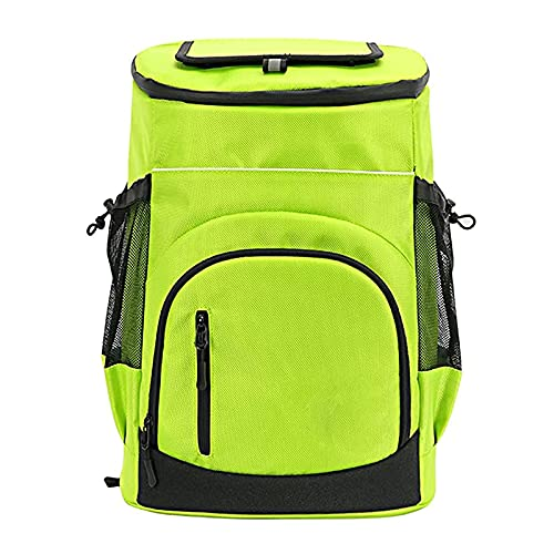 YZDKJDZ Picknick-Rucksack, Tragbare Lunch-Tasche, Große Kapazität Kühlschranktasche, Weinkühler, Für Camping/Familien-Outdoor-Aktivitäten