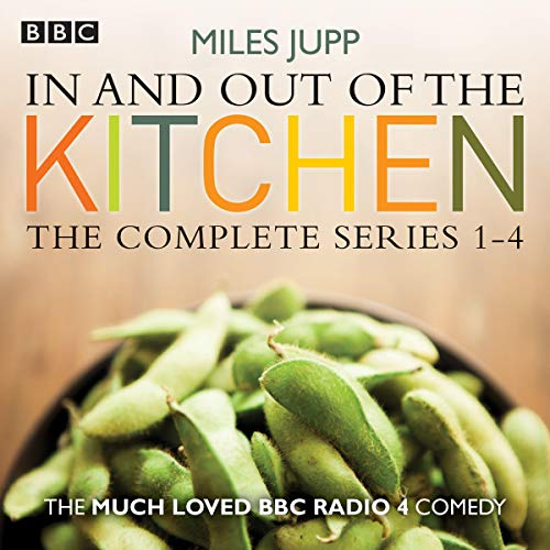In and Out of the Kitchen audiobook cover art