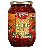 35 oz Bella Sun Luci Sun Dried Tomatoes Julienne Cut in Olive Oil