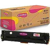 Excellent Print 125A CB540A CB541A CB542A CB543A Compatible Cartucho de Toner para HP Colour Laserjet CP1510 CP1500 CM1312n Canon I-Sensys LBP-5050N