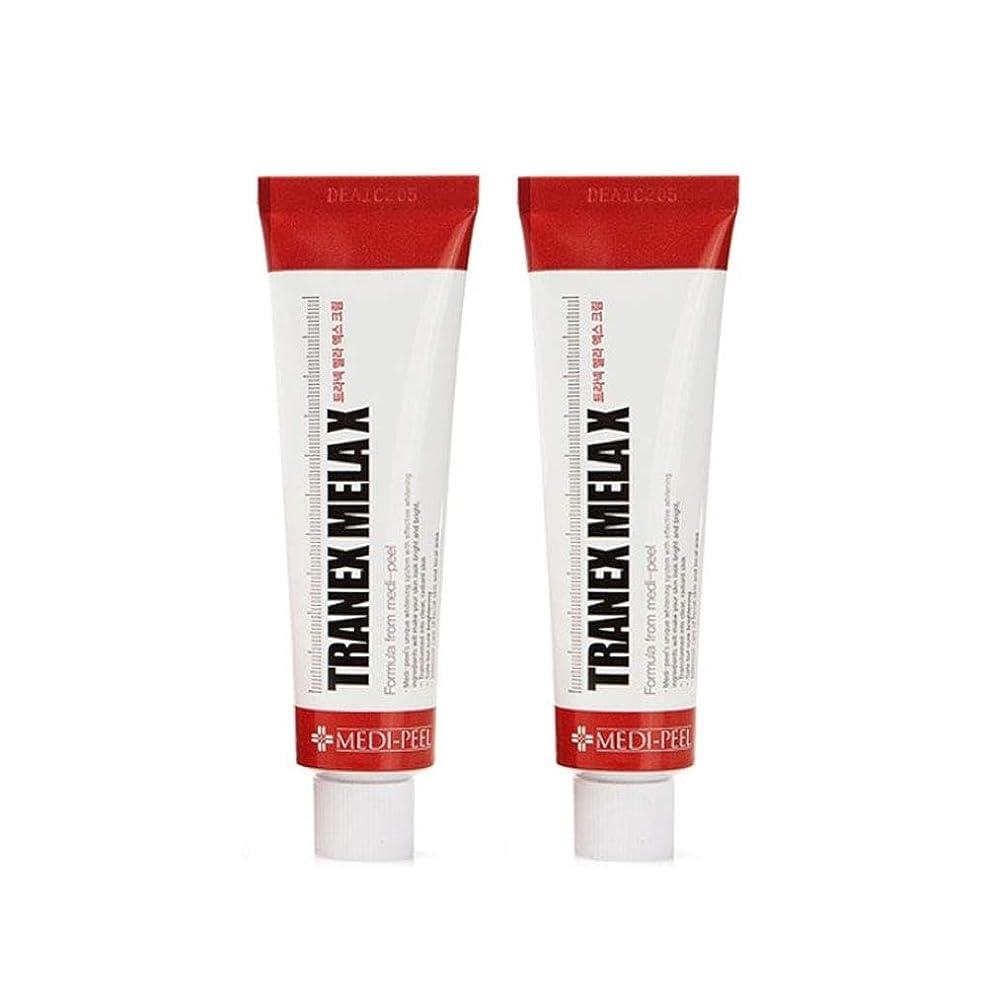 対応うなずく危険なメディピル?トラネック?メラX?クリーム30mlx2本セット美白クリーム韓国コスメ、Medi-Peel Tranex Mela X Cream 30ml x 2ea Set Whitening Cream Korean Cosmetics [並行輸入品]