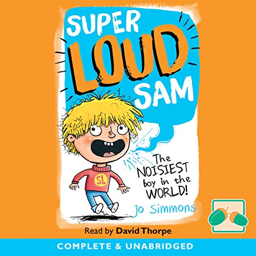 Super Loud Sam cover art