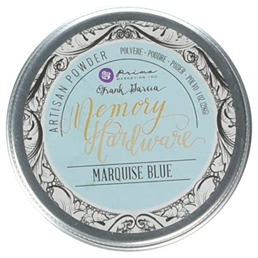 Prima Marketing MH Marquise Blue Hardware |