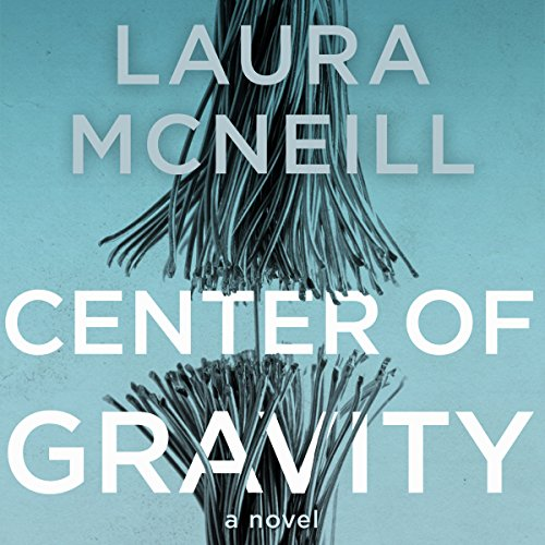 Center of Gravity audiobook cover art