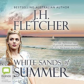 White Sands of Summer                   By:                                                                                                                                 J.H. Fletcher                               Narrated by:                                                                                                                                 Jennifer Vuletic                      Length: 12 hrs and 17 mins     Not rated yet     Overall 0.0