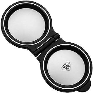 Fotodiox 帶啞光涂層替換鏡蓋,適用于雙鏡片 Rollei (TLR) Bay II,75mm F3.5 Take Lens