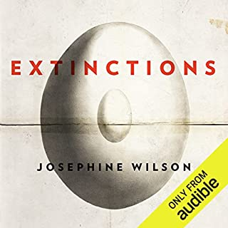 Extinctions cover art