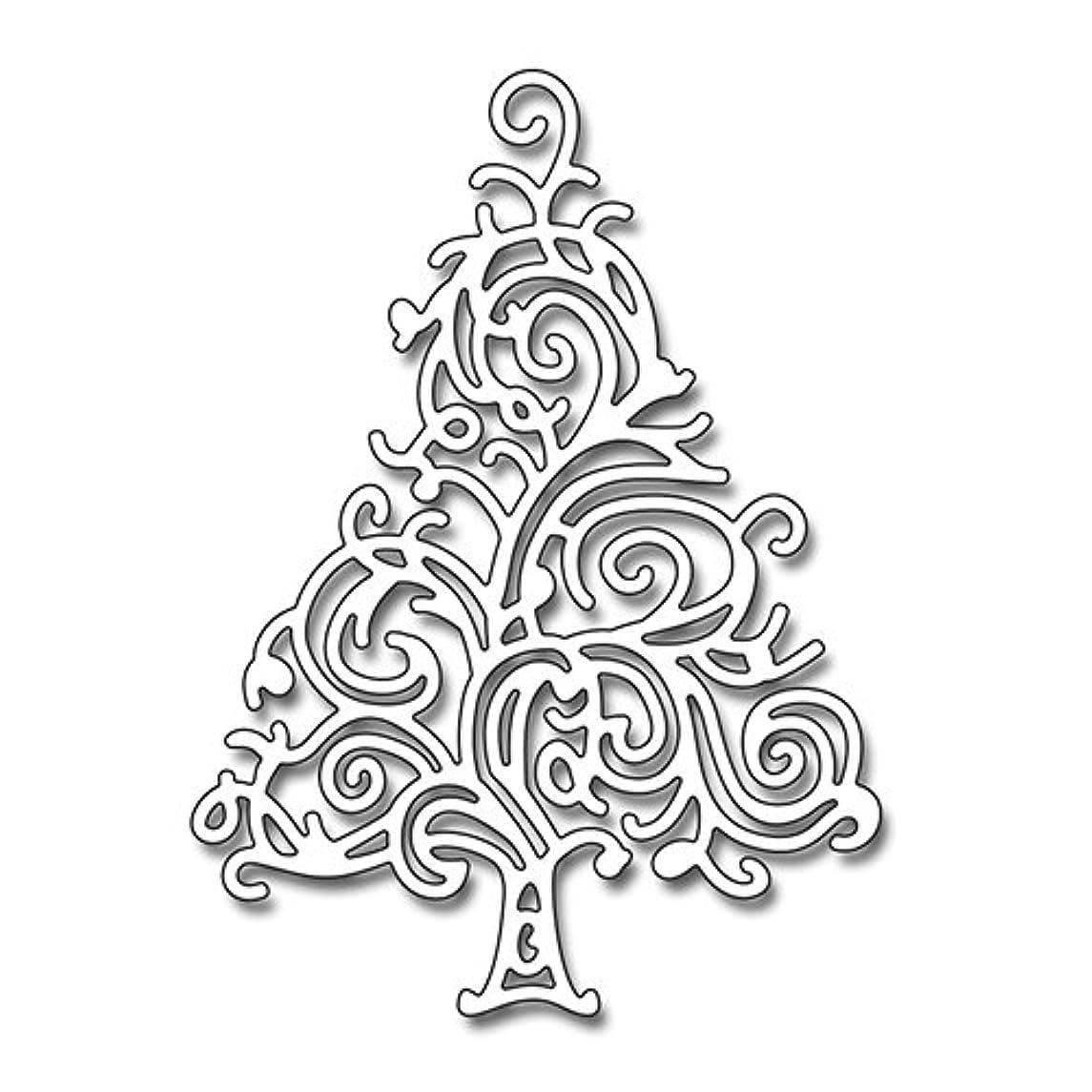 Penny Black Creative Dies, Twirl Tree
