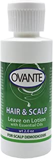 Ovante Demodex Mites Head & Scalp Oil Complex For Management Of Human Demodicosis, Itchy Scalp, Dandruff, Hair Loss Caused...