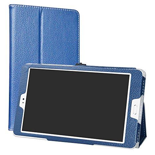 Purple Labanema Case for Teclast T8 Tablet Stand Folio Case Cover for 8.4 Teclast T8 //Teclast M8 Tablet