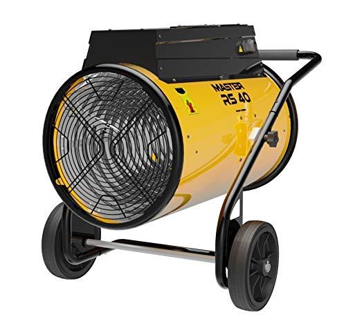 Master RS de 40eléctrico calefactor RS 13/26/40kW