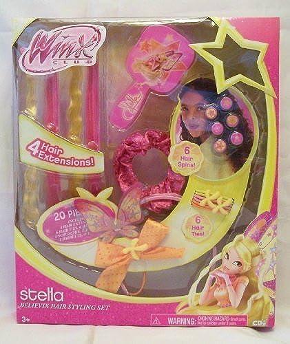 ¡No dudes! ¡Compra ahora! Winx Believix Hair Stylling Set - Stella Stella Stella by Winx Believix  comprar marca