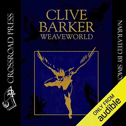 Weaveworld audiobook cover art