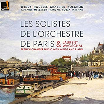 French Chamber Music with Winds and Piano