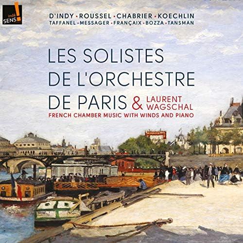Les Solistes de l'Orchestre de Paris & Laurent Wagschal