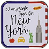 50 angesagte Tipps für New York | Metropolen entdecken | Reiseführer im handlichen Format (50...