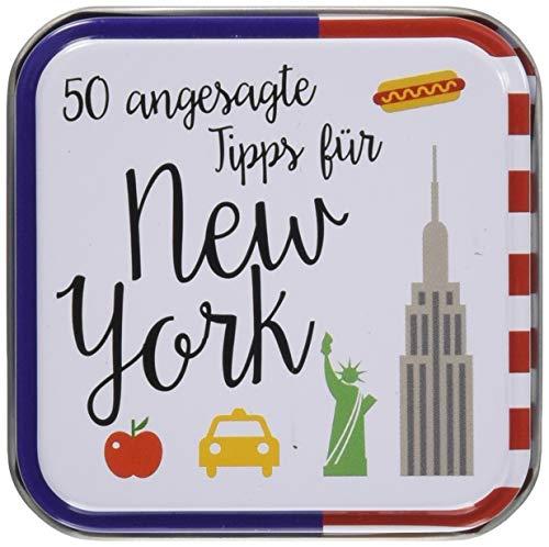 50 angesagte Tipps für New York | Metropolen entdecken | Reiseführer im handlichen Format (50 angesagte Tipps für.... / 50 Inspirationen für den nächsten Städtetrip!)