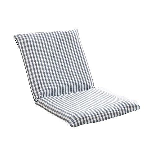 Chaise Longue à Bascule Zhihen - Canapé Pliable - Multifonction - Coussin Simple Moderne Minimaliste - pour extérieur ou Cour