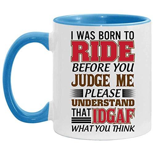NA Sono Nato Prima Che tu Mi giudichi, per Favore capisci Le Tazze di Accento