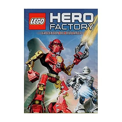 Lego hero factory : l'ascension des débutants [FR Import]