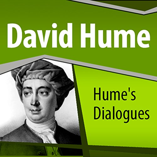 Hume's Dialogues audiobook cover art