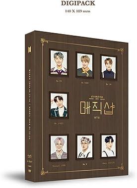 2019 BTS 5th Muster Magic Shop DVD(Incl. One Random BTS Acrylic Photocard)