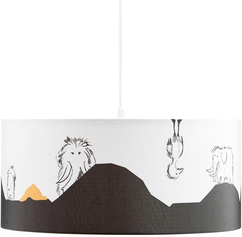 Kids Concept Deckenlampe Mammut Neo Grau