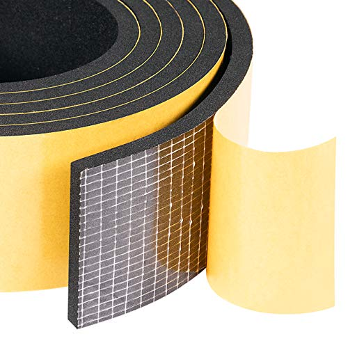 Yotache High Density Adhesive Foam Seal Tape 2 in One Roll 2