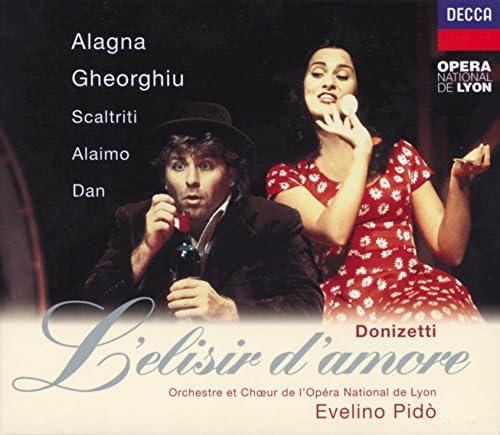 Roberto Alagna, Angela Gheorghiu, Choeur de l'Opera National de Lyon, Orchestre de l'Opera National de Lyon & Evelino Pidò