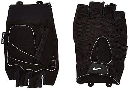 Nike Guantes para Hombre Fundamental, Negro/Blanco, L, 9.092.053.037