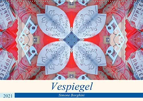 Vespiegel (Wandkalender 2021 DIN A2 quer)
