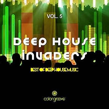 Deep House Invaders, Vol. 5 (Best Of Deep House Music)
