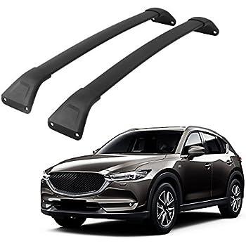 Aluminum Luggage Cross Bars for Mazda CX-5 2017+