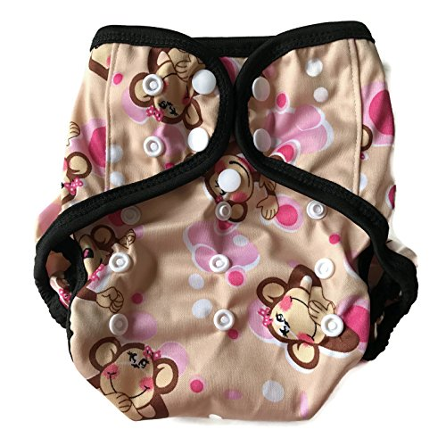 BB2 Baby One Size Printed Cloth Diaper