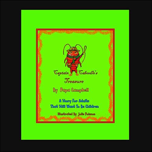Captain Caboodles Treasure cover art
