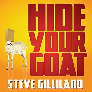 Hide Your Goat audiobook cover art