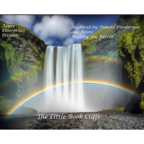 The Little Book Cliffs: A Volume of Poems cover art