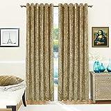Qaisiria Cortinas de terciopelo aplastado con ojales en la parte superior, cortinas térmicas totalmente forradas en negro, plateado, gris, morado natural