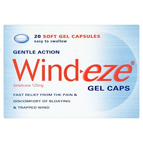 Wind - Eze Gel Caps 20 per pack
