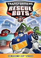 Transformers Rescue Bots: Heroes of Tech / [DVD] [Import]