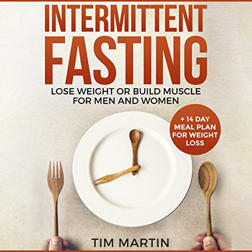 Intermittent Fasting: Guide for Women and Men audiobook cover art