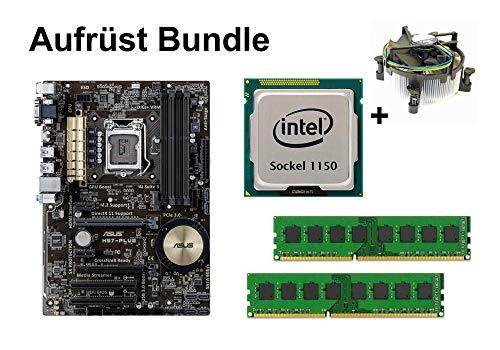 Aufrüst Bundle - ASUS H97-PLUS + Intel i5-4690S + 8GB RAM #94847